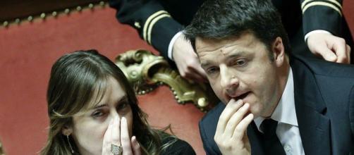 Maria Elena Boschi spera che il governo Draghi duri a lungo.