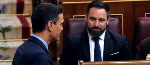 Sánchez dice que Abascal tiene 'destellos de responsabilidad' como opositor de Estado
