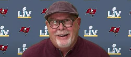Arians will be making his first Super Bowl appearance as head coach. [©NFL/YouTube]