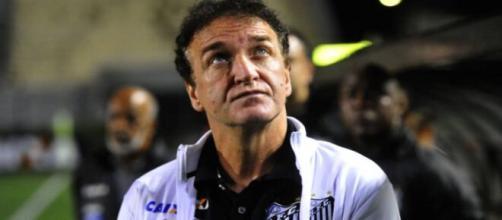 Cuca já teria avisado à diretoria do Santos que não permanece em 2021. (Arquivo Blasting News)