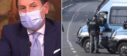 """Il presidente del Consiglio dimissionario Giuseppe Conte, il suo governo è ancora in carica per gli """"affari correnti""""."""