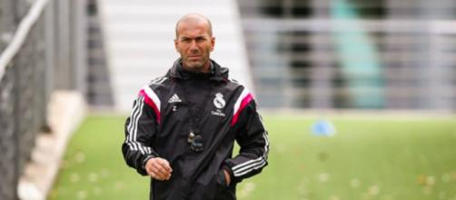 Le XI type de Zinedine Zidane - ©instagram Zidane