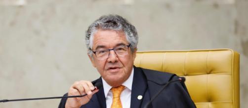 Marco Aurélio envia à PGR notícia-crime contra o presidente da República. (Arquivo Blastingnews)