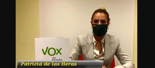 Patricia de las Heras, diputada de VOX por Baleares