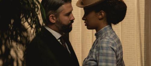 Una vita, trame 7-12 febbraio: Felipe propone a Marcia di fuggire insieme.