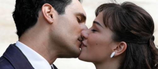 In foto Vittorio Conti e Marta Guarnieri.