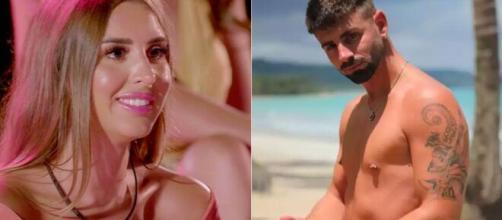 Marina e Isaac cada vez más cerca en 'La isla de las tentaciones'