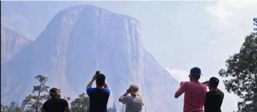 Yosemite National Park in US California to reopen. [© HNN24X7 YouTube video]