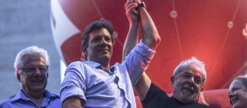 Fernando Haddad é anunciado como candidato a presidente em 2022. (Arquivo Blasting News)