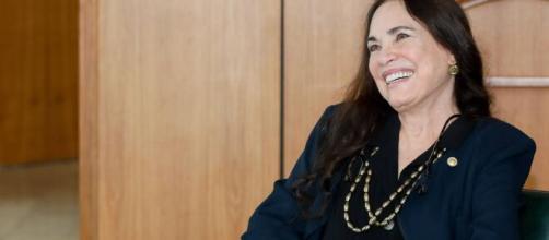 Regina Duarte fez participações em novelas de sucesso. (Arquivo Blasting News)