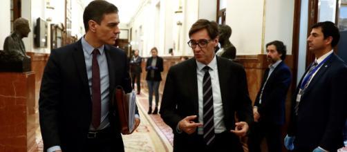 Sánchez cree que la izquierda se debe movilizar en Cataluña para conseguir los mejores resultados