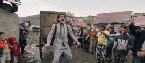 'Borat' recebeu indicação para concorrer ao Globo de Ouro. (Arquivo Blasting News)