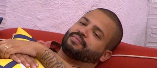 Projota diz se arrepender de entrar no 'BBB21'. (Reprodução/TV Globo)