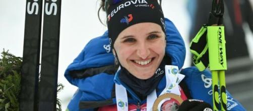 Biathlon : Julia Simon s'exprime avant les championnats du monde 2021 (© IBU)