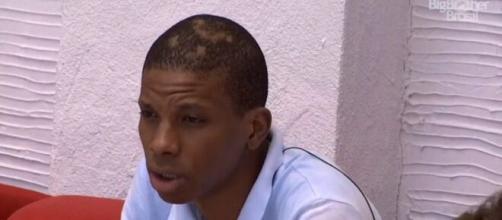 Lucas Penteado desistiu do 'BBB21'. (Reprodução/TV Globo)