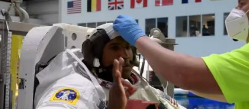 The Artemis Team of NASA. [© NASA/YouTube screencap)
