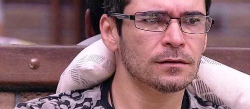 Alan desistiu do 'BBB16'. (Reprodução/TV Globo)