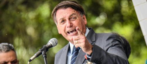 Bolsonaro indica prorrogação do auxílio emergencial. (Arquivo Blasting News)