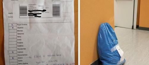 Denuncian la falta de 170 euros en un paciente de coronavirus en Sevilla