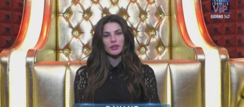 GF Vip, Dayane spiega a Giulia la nomination fatta a Stefania: 'È stato un tradimento'.