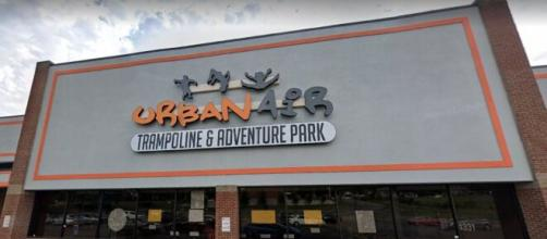 Il parco divertimenti Urban Air di Nashville, teatro di questa triste vicenda.