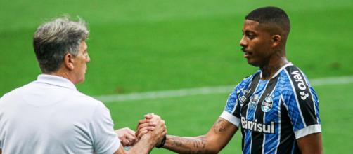 Jean Pyerre teve atuação destacada contra o Botafogo. (Arquivo Blasting News)