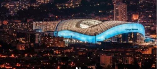 Le Stade Vélodrome se retrouve ne vente sur le bon coin - Photo instagram Orange Vélodrome