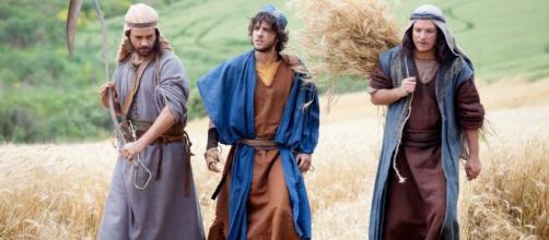 'Milagres de Jesus' foi exibida pela RecordTV. (Reprodução/RecordTV)
