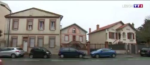 Un homme de 88 ans se retrouvent à la rue à cause de squatteurs -© capture d'écran TF1