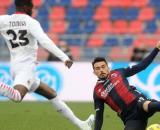 Tomori, difensore del Milan in prestito dal Chelsea.