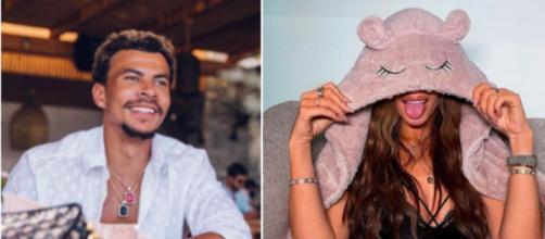 Dele Ali et sa copine se séparent à cause de Fortnite - Photo capture d'écran photo instagram