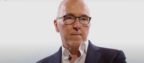 Frank McCourt s'explique sur le départ de JHE - Photo capture d'écran vidéo Youtube