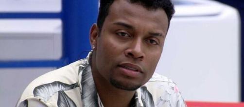 Nego Di foi criticado no 'BBB21' (Reprodução/TV Globo)