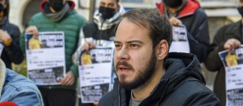 Pablo Hasél en imagen de archivo