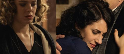 Una vita, spoiler spagnoli: Genoveva vuole abortire, Lolita si separa dal figlio.