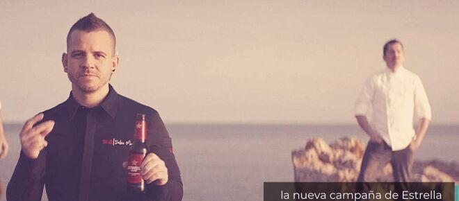 Más de 40 chefs españoles rinden homenaje a la restauración en el anuncio de Estrella Damm