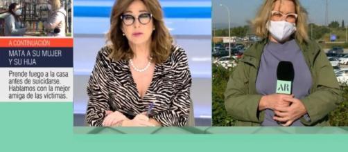 Ana Rosa comentó que el PSOE no esta siendo honesto con lo que realmente piensan (Captura de pantalla del programa de Ana Rosa).