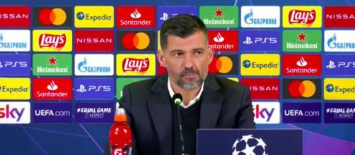 Aucune question pour Conceição en conférence de presse - Photo capture d'écran vidéo Bein Sport