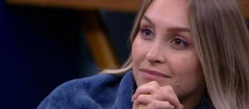 Carla no 'BBB 21' (Reprodução/Rede Globo)