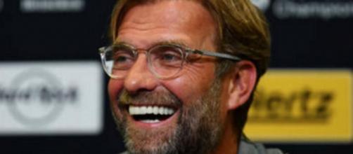 Jurgen Klopp, tecnico del Liverpool