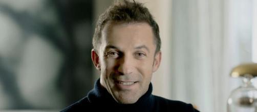 Juventus, parla Alessandro Del Piero, ex punta bianconera.