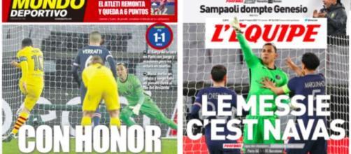 La revue de presse européenne de la France à l'Italie ©AFP