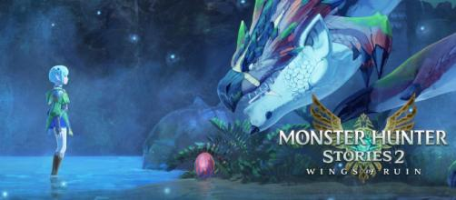 Monster Hunter Stories 2: Wings of Ruin in arrivo in tutto il mondo il 9 luglio 2021.