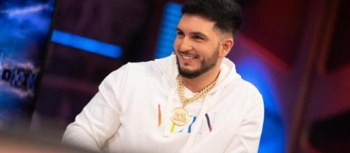 Omar Montes cantante y ex novio de Isa Pantoja (Twitter @julioalvarado_)