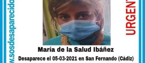 Se pide máxima colaboración para dar con el paradero de la desaparecida en San Fernando (Twitter @sosdesaparecido)