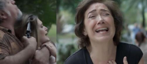 Simone acabará em apuros em 'A Força do Querer' (Fotomontagem/Reprodução/Rede Globo)