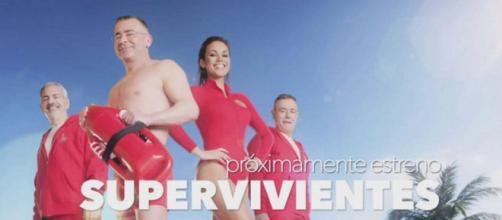 'Supervivientes' comienza el próximo 8 de abril (Imagen promocional)