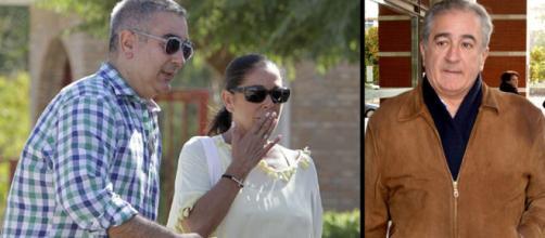 Agustín, Isabel y Bernardo Pantoja. (Capturas de pantalla)