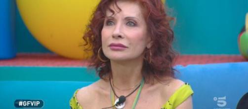 Alda D'Eusanio sul GF Vip: 'Mi fa soffrire che la rete non mi ha permesso di scusarmi'.