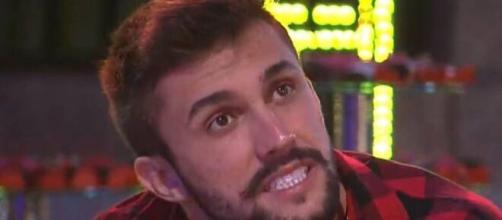 Arthur no 'BBB21' (Reprodução/Rede Globo)